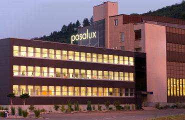 Posalux Headquarters in Biel/Bienne, Switzerland