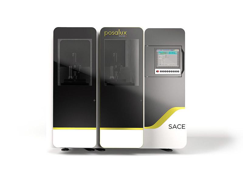 sace machine posalux three module