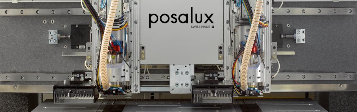 Mechanical machining Posalux