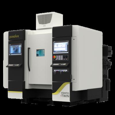 FEMTO TWIN machine Posalux