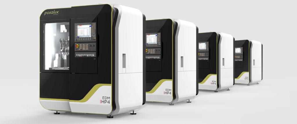 EDM HP4 machines