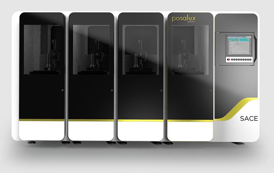 SACE machine Posalux